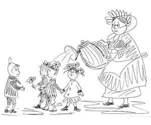 Как открыть мини детский сад?
