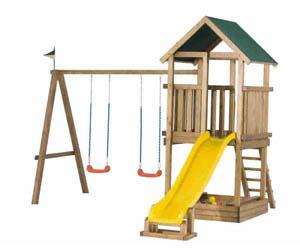 Как организовать детскую площадку?