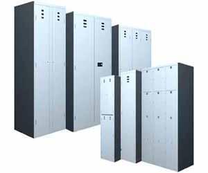 Установка шкафчиков-локеров в школах