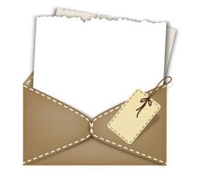 почтовая рекалама