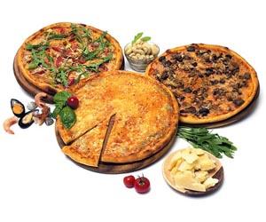 Затраты на открытие пиццерии