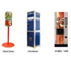 Бизнес на торговых автоматах