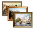 Создание репродукций картин известных художников