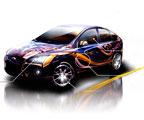 2011 дизайн и графика транспорт