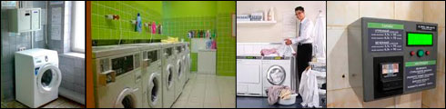 установка стиральных машин в общежитиях
