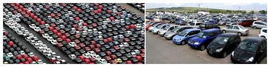 Бизнес на помощи при покупке б/у автомобилей