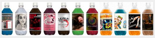 Онлайн-сервис для создания собственных напитков в бутылках