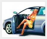 Бизнес-идея - женский автомобильный сайт