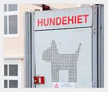 Камеры хранения для собак от норвежского дизайнера
