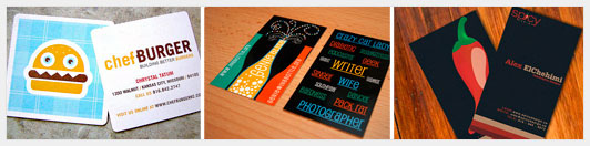 Изготовление визитных карточек как перспективная идея бизнеса