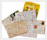 Как организовать рассылку писем от знаменитостей?