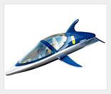 Изготовление субмарин в виде морских животных