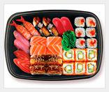 Открываем курьерскую доставку суши
