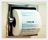 Туалетная бумага + Твиттер = Идея бизнеса
