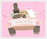 Уникальный сервис помощи для владельцев собак Weddings & Dogs