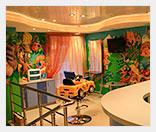 Открываем детский салон красоты