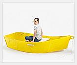 Самая легкая лодка в мире