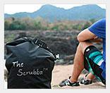 Стиральная сумка для туристов