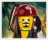 Лего-портрет по фото заказчика