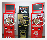 Автомат по изготовлению жетонов из монет