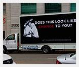 Мобильный билборд