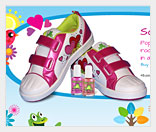 Обувь для покраски ногтей