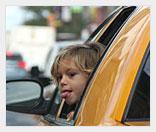 Открываем такси для детей
