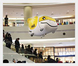 """Южнокорейские """"летающие магазины"""""""