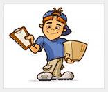 открываем круглосуточную службу курьерской доставки