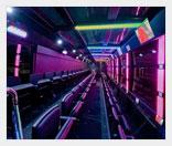 Необычный автобус-театр
