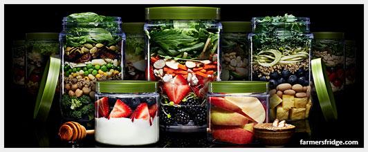 Продажа здоровой еды через автоматы