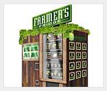 Автомат для продажи зеленых салатов