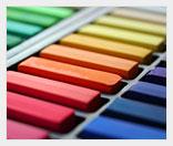 Открываем производство цветных мелков