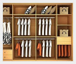 Услуга - порядок в шкафах