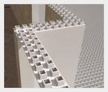Строительные блоки в стиле LEGO