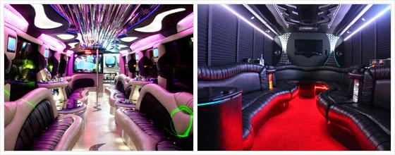 Ночной клуб и автобус в одном флаконе