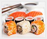 Приготовление домашних суши