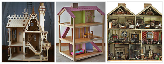 Кукольные домики