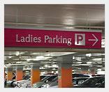 Женская парковка