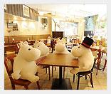Муми-кафе в Токио