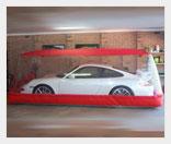 Мобильные надувные гаражи для авто