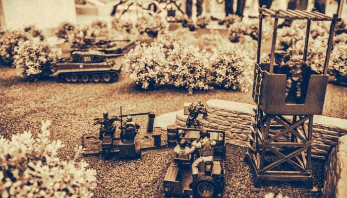 Бизнес на радиоуправляемых танках