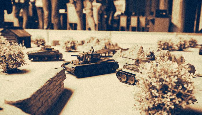Бизнес на танках на РУ
