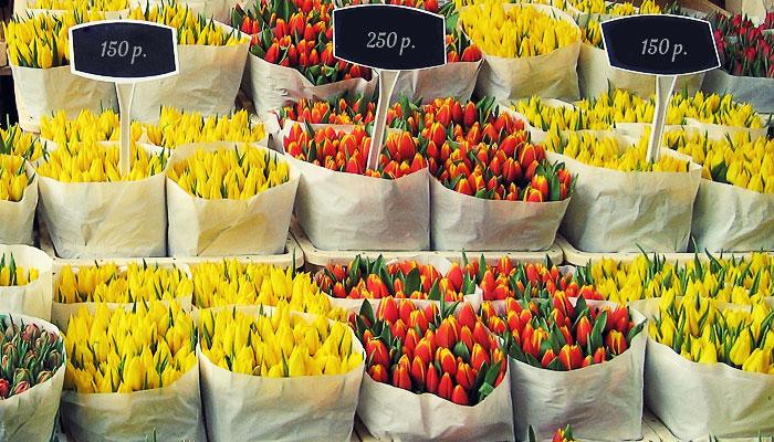 Открываем цветочный магазин