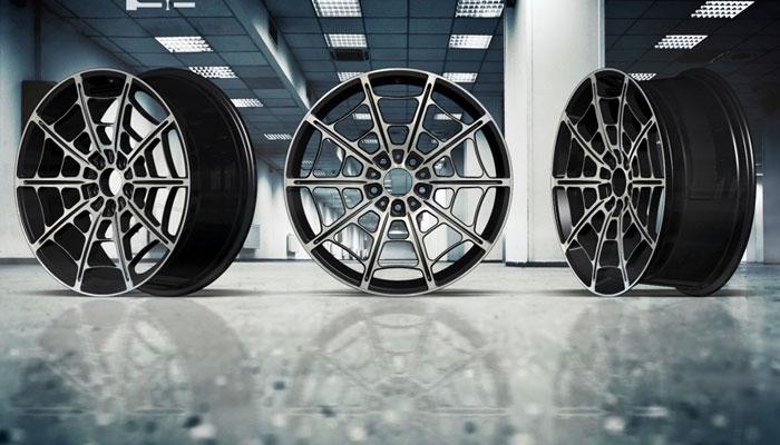 производство кованых колес