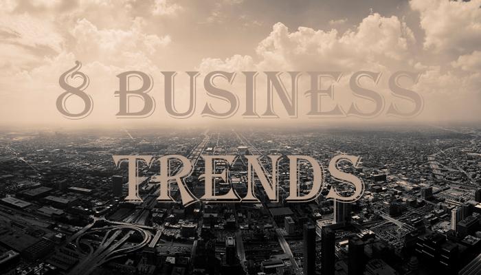 Тренды 2016 в бизнесе