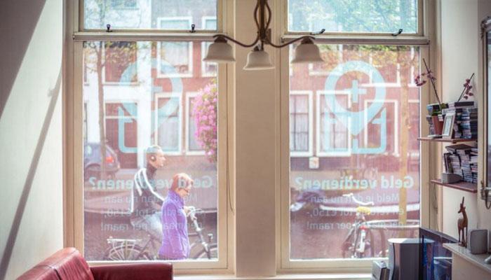 Реклама на окнах