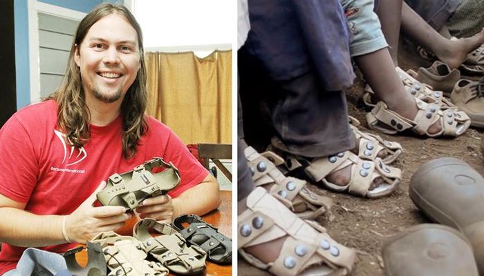 Растущая обувь