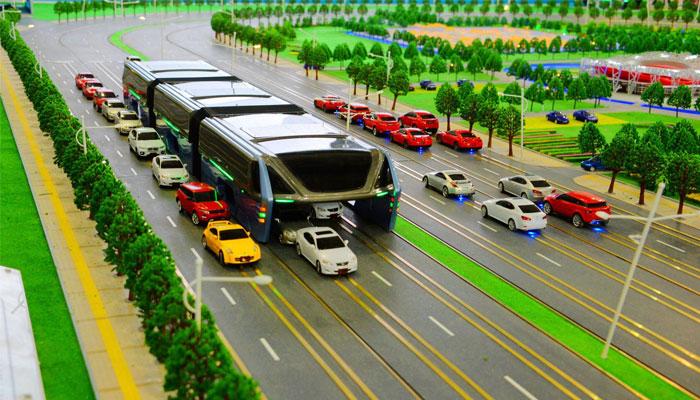 Китайский проект TEB
